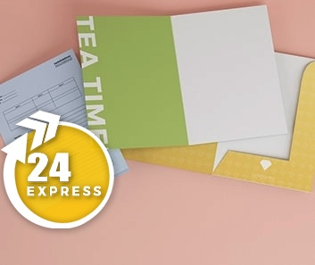 Impresión de Carpetas presentación Express
