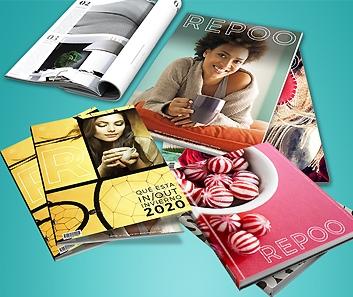 Impresión de Libros - catálogos