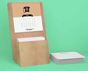 impresion para Calendario Premium · PLANTILLAS
