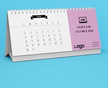 impresion para Calendario Mesa / PLANTILLAS