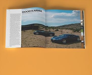 impresion para Revista 210x210 mm