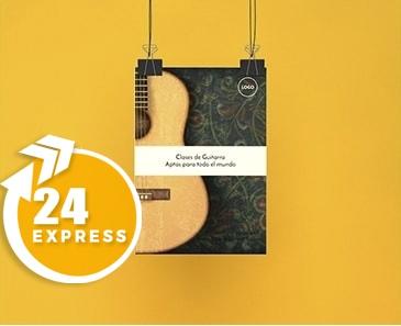 impresion para Flyers A5 Express