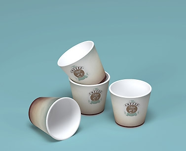 impresion para vaso de cartón café expreso