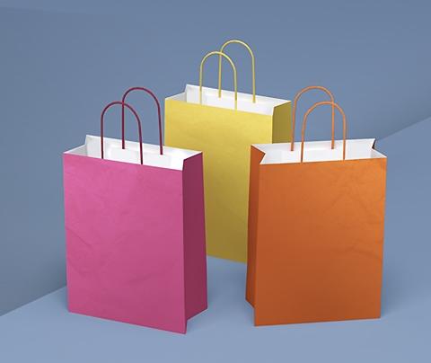 Impresión de Bolsas de papel
